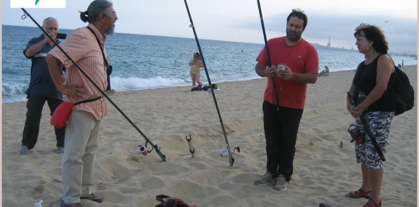 Que puedes aprender en un curso de pesca surfcasting
