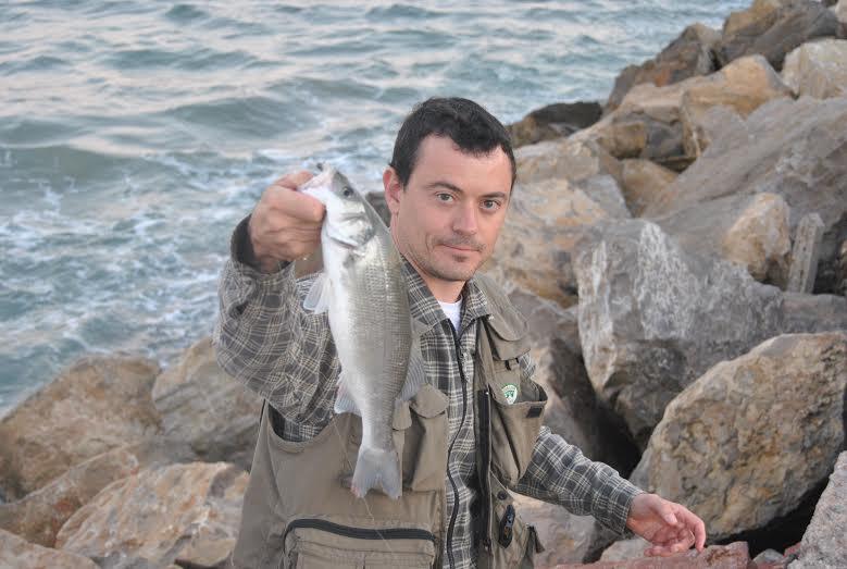 Carlos montero captura con lance ligero