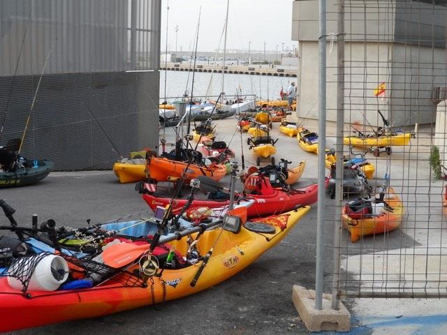 Como elegir un kayak de pesca