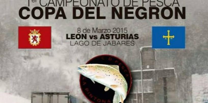 Nace el 1º Campeonato de pesca Copa del Negron