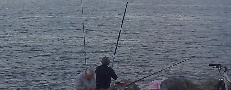 Sargos a boya en otoño, todo un ritual de pesca en el Cantábrico