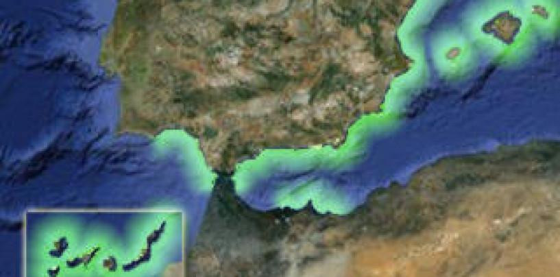 iMar, la aplicación gratuita de Puertos para los pescadores de mar