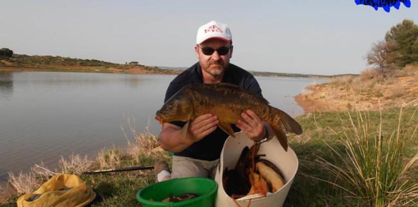5 pautas básicas para iniciarse en la pesca de carpas a la inglesa