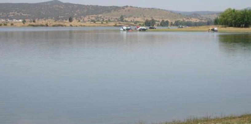Pesca en el embalse de Brovales, ciprínidos y mucho más