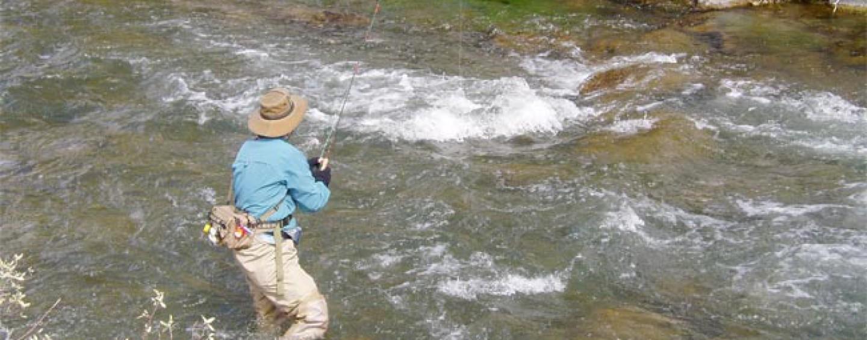Cómo sacar permisos en los cotos de pesca de La Rioja