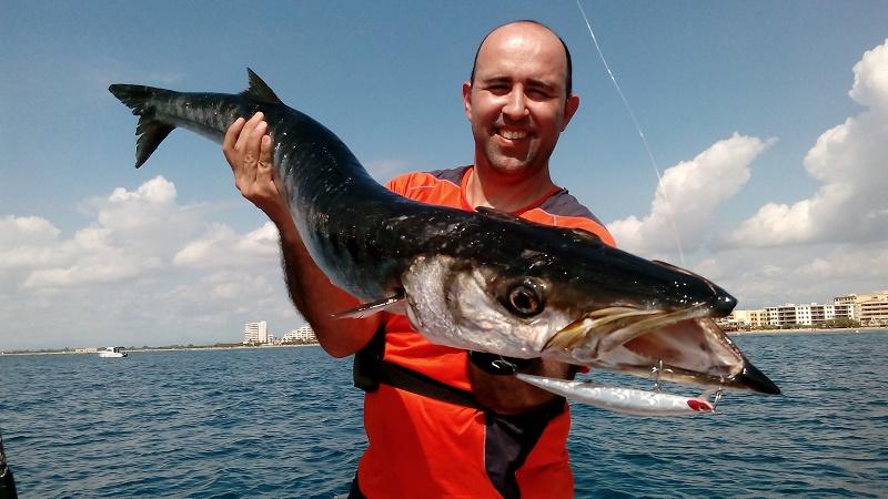 La pesca de espetones en el mediterraneo