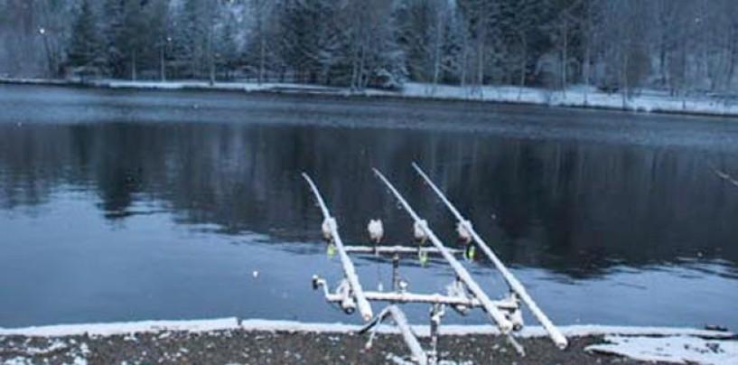 Ropa calefactable: imprescindible para la pesca en invierno