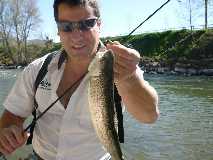 señueleos de pesca en verano