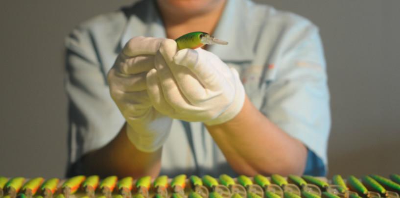 ¿Donde se fabrican los señuelos de pesca y cual elegir?