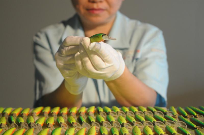 señuelos made in japan
