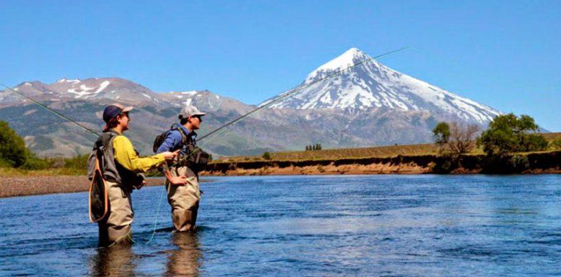 Viajes de pesca: Rio Malleo, Patagonia Argentina, uno de los paraisos de la pesca de la trucha