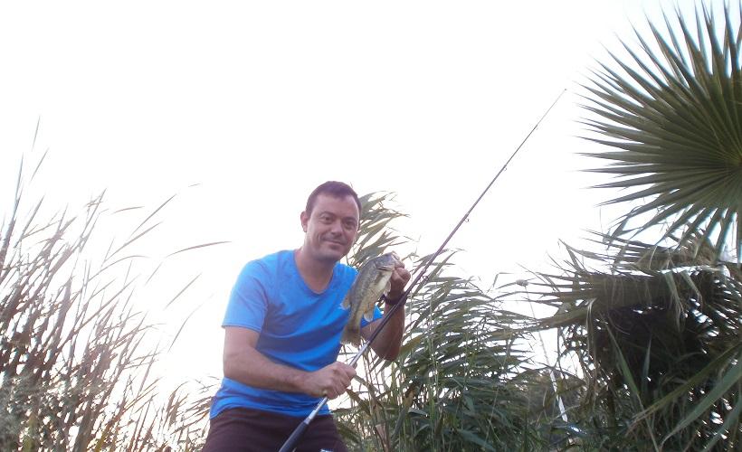 Pesca con Señuelos tubo de vinilo