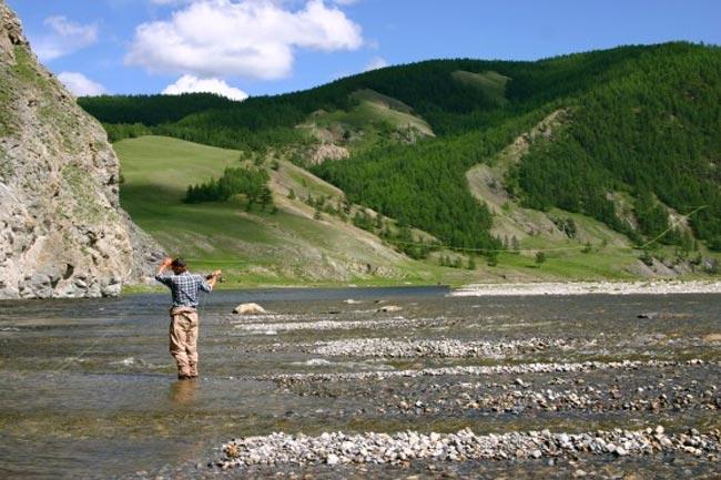 Pesca-Mongolia