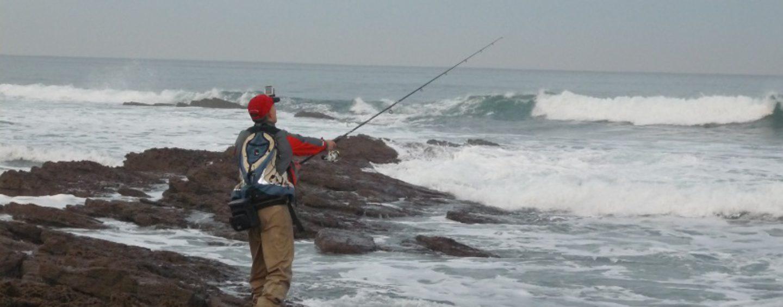 Con la pesca en el mar, confianza la justas