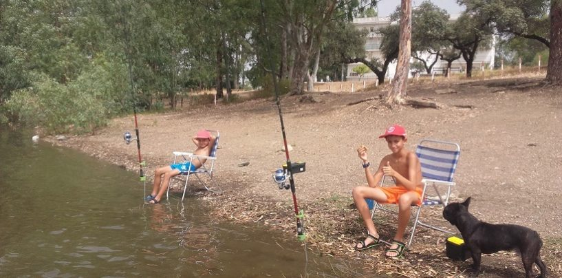 La pesca y los niños, como iniciaciarlos y el aprendizaje
