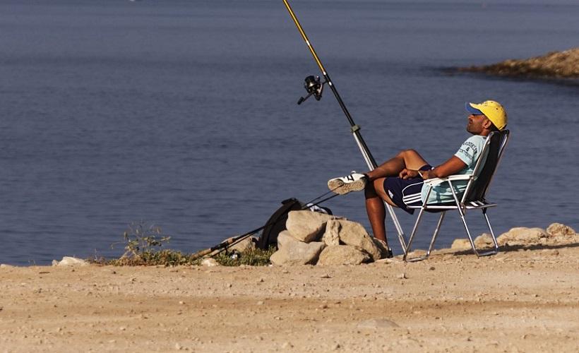 La pesca, el verano y las vacaciones