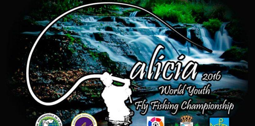 Desde este lunes, 8 de agosto, Galicia es la capital mundial de la pesca a mosca con el XV Campeonato del Mundo de Salmónidos Mosca Juventud