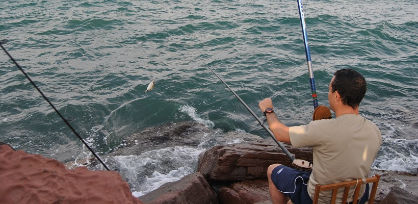 La pesca del esparrallón, el más humilde de los sargos
