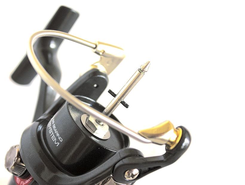 carretes de pesca deportiva guia hilos