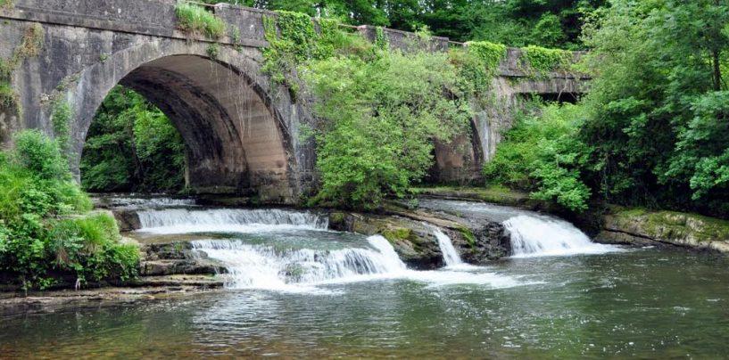 Los mejores ríos trucheros de España (VI): El río Baztan-Bidasoa