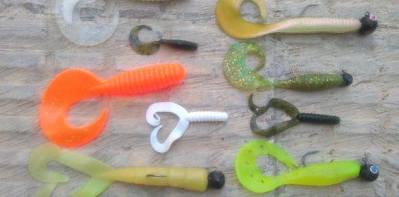 Twister, Mogambo o Grub: El vinilo indispensable para la pesca