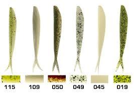 señuelos blandos indispensables para pescar basses
