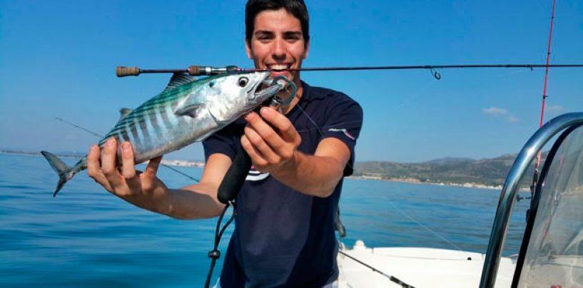 Pesca rockfishing y top water, una combinación perfecta