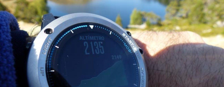 El reloj Quatix 3 de Garmin y la pesca en alta montaña