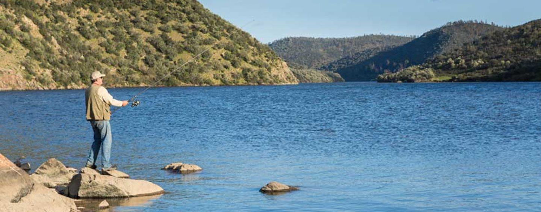 Cómo ser guía de pesca en Extremadura