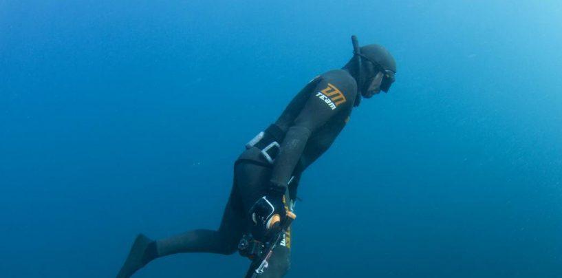Conoce el equipo necesario para pesca submarina