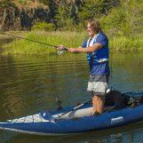 La fiebre por el kayak hinchable continúa a pesar de la pandemia